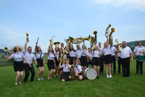 Wiejska Orkiesta Dęta z Kacwina 3