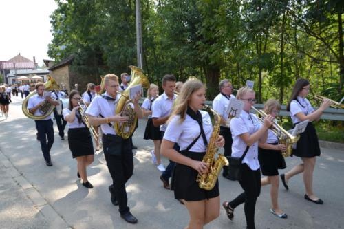 Wiejska Orkiestra Dęta z Kacwia 2