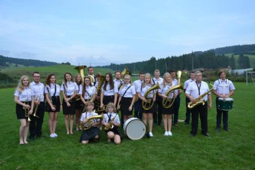 Wiejska Orkiestra Dęta z Kacwina 1